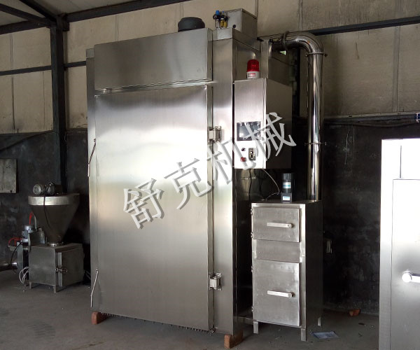 250 Steam Heated Fumigation Furnace