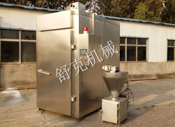 500 Channel Fumigation Furnace