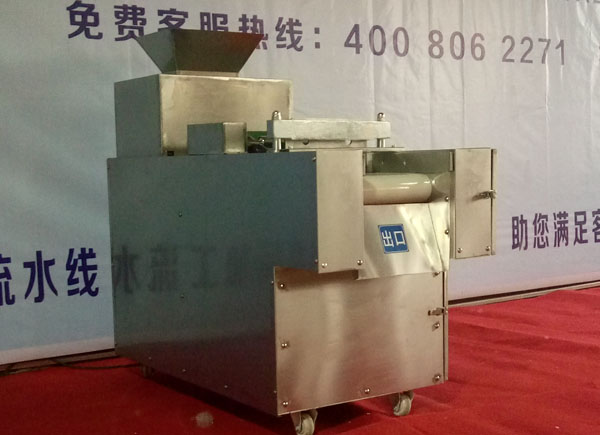 Chicken Cutting and Dicing Machine